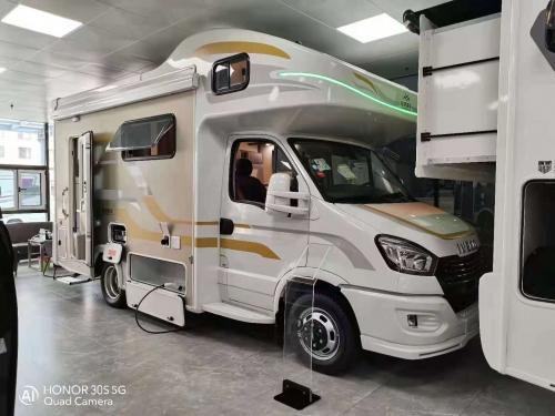 凯歌C610单拓展旅行版房车